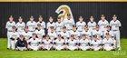Amory Panthers Boys Varsity Baseball Spring 16-17 team photo.