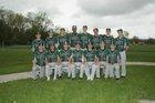 Avon Braves Boys Varsity Baseball Spring 16-17 team photo.