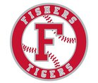 Fishers Tigers Boys Varsity Baseball Spring 16-17 team photo.