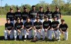 Rison Wildcats Boys Varsity Baseball Spring 16-17 team photo.