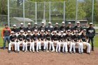 Harrisburg Hornets Boys Varsity Baseball Spring 16-17 team photo.