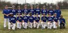 Mountain Island Charter Raptor Boys Varsity Baseball Spring 16-17 team photo.