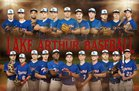 Lake Arthur Tigers Boys Varsity Baseball Spring 16-17 team photo.