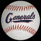 Heritage Generals Boys Varsity Baseball Spring 16-17 team photo.