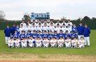 Conway Wampus Cats Boys Varsity Baseball Spring 16-17 team photo.