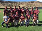 Rehoboth Christian Lynx Boys Varsity Baseball Spring 16-17 team photo.