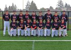 Wilson Rams Boys Varsity Baseball Spring 16-17 team photo.