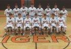 Akron Tigers Boys Varsity Baseball Spring 16-17 team photo.