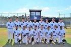 Lake Nona Lions Boys Varsity Baseball Spring 16-17 team photo.