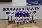 Douglas County Huskies Boys Varsity Baseball Spring 16-17 team photo.