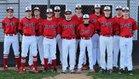 Arthur-Lovington/Atwood-Hammond Knights Boys Varsity Baseball Spring 16-17 team photo.