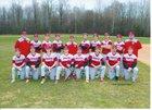 Beekmantown Eagles Boys Varsity Baseball Spring 16-17 team photo.