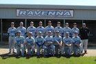 Ravenna Ravens Boys Varsity Baseball Spring 16-17 team photo.