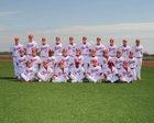 Marion Patriots Boys Varsity Baseball Spring 16-17 team photo.