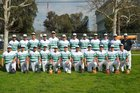 Eagle Rock Eagles Boys Varsity Baseball Spring 16-17 team photo.