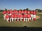 Bridge City Cardinals Boys Varsity Baseball Spring 16-17 team photo.