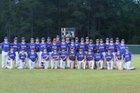 Arkadelphia Badgers Boys Varsity Baseball Spring 16-17 team photo.