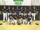 Maynard Tigers Boys Varsity Baseball Spring 16-17 team photo.
