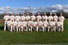 Pocahontas Redskins Boys Varsity Baseball Spring 16-17 team photo.