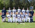 Lafayette County Cougars Boys Varsity Baseball Spring 16-17 team photo.