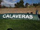 Calaveras  Boys Varsity Baseball Spring 16-17 team photo.