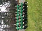 Des Arc Eagles Boys Varsity Baseball Spring 16-17 team photo.