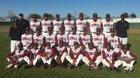 Pine Bluff Zebras Boys Varsity Baseball Spring 16-17 team photo.