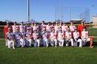 Heber Springs Panthers Boys Varsity Baseball Spring 16-17 team photo.