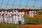 Tupelo Christian Prep Eagles Boys Varsity Baseball Spring 16-17 team photo.