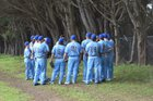 South Fork Cubs Boys Varsity Baseball Spring 16-17 team photo.