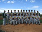 Pecos Panthers Boys Varsity Baseball Spring 16-17 team photo.