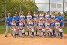 Edison Spartans Boys Varsity Baseball Spring 16-17 team photo.