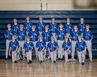 Hillsboro/Central Valley H-CV Burros Boys Varsity Baseball Spring 16-17 team photo.