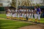 Livingston Wolves Boys Varsity Baseball Spring 16-17 team photo.