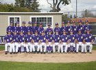 Amador Valley Dons Boys Varsity Baseball Spring 16-17 team photo.