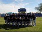 Buckeye Hawks Boys Varsity Baseball Spring 16-17 team photo.