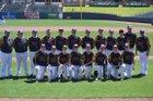 Bay Yellowjackets Boys Varsity Baseball Spring 16-17 team photo.