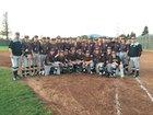 Saint Francis Lancers Boys Varsity Baseball Spring 16-17 team photo.