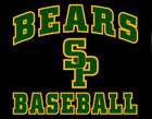Sierra Pacific Golden Bears Boys Varsity Baseball Spring 16-17 team photo.