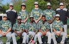 Mineral Springs Hornets Boys Varsity Baseball Spring 16-17 team photo.