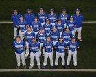 Harrison Goblins Boys Varsity Baseball Spring 16-17 team photo.