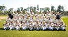 Northview Vikings Boys Varsity Baseball Spring 16-17 team photo.