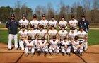 Carlisle Chiefs Boys Varsity Baseball Spring 16-17 team photo.