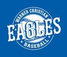 Warner Christian Academy Eagles Boys Varsity Baseball Spring 16-17 team photo.