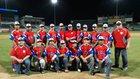 Yonkers Montessori Academy Eagles Boys Varsity Baseball Spring 16-17 team photo.