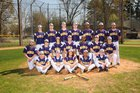 Bradley Bears Boys Varsity Baseball Spring 16-17 team photo.