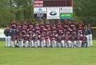 Crossett Eagles Boys Varsity Baseball Spring 16-17 team photo.