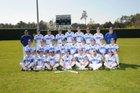 Parkers Chapel Trojans Boys Varsity Baseball Spring 16-17 team photo.