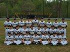 Clinton Yellowjackets Boys Varsity Baseball Spring 16-17 team photo.