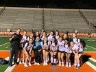 Pleasant Grove Hawks Girls Varsity Soccer Winter 18-19 team photo.